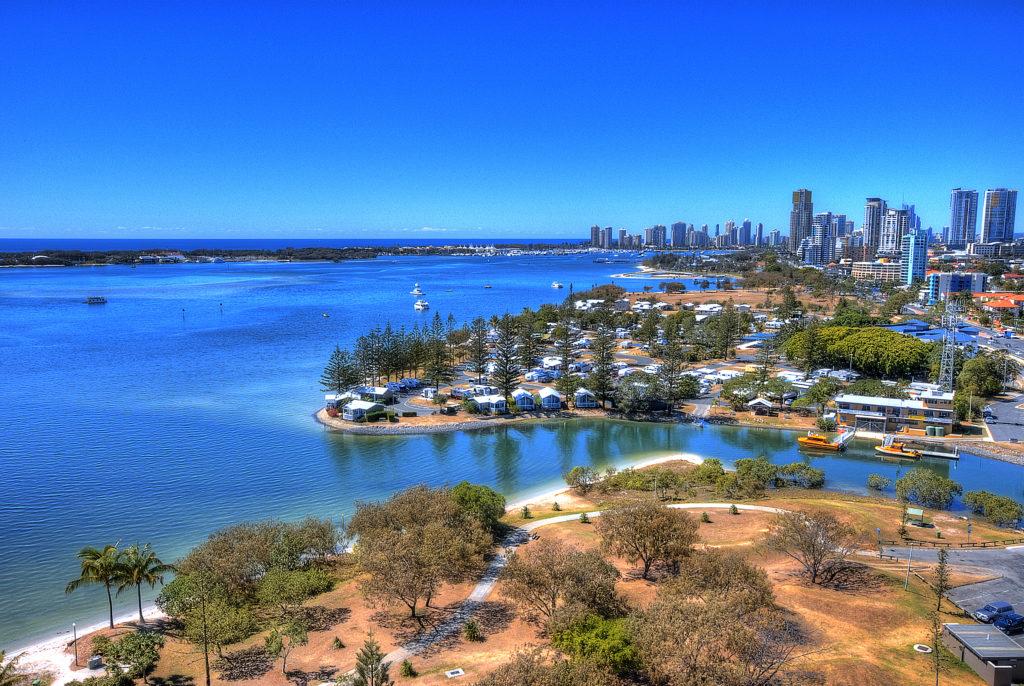 Southport Tourist Park Labrador 4215 Queensland Australia