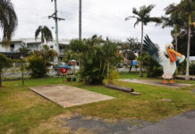 Broadwater Holiday Village Powered Sites Motorhomes