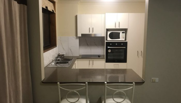 Kitchen Budget Accommodation